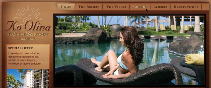 Koolina Beach Villas Resort